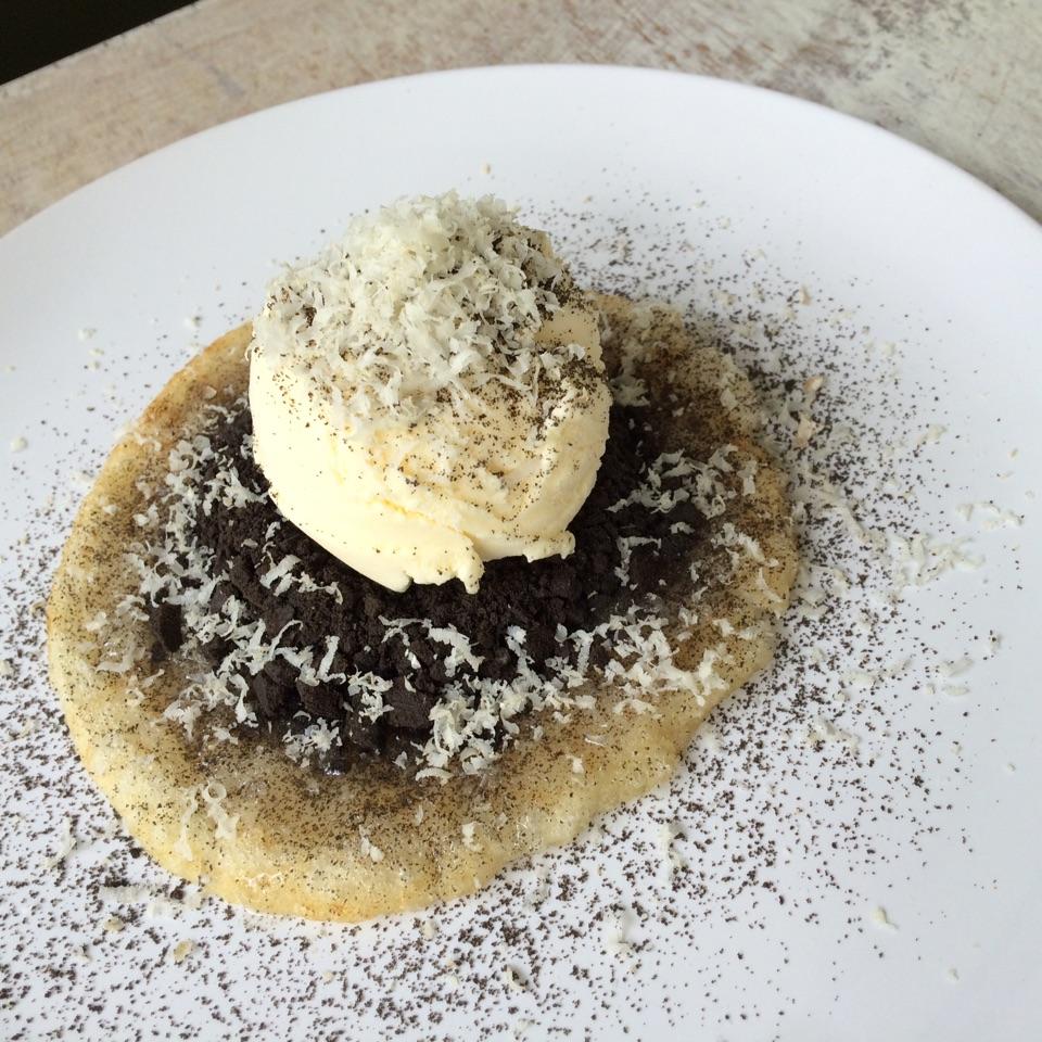 Sticky Rice Pancake (Cookies)