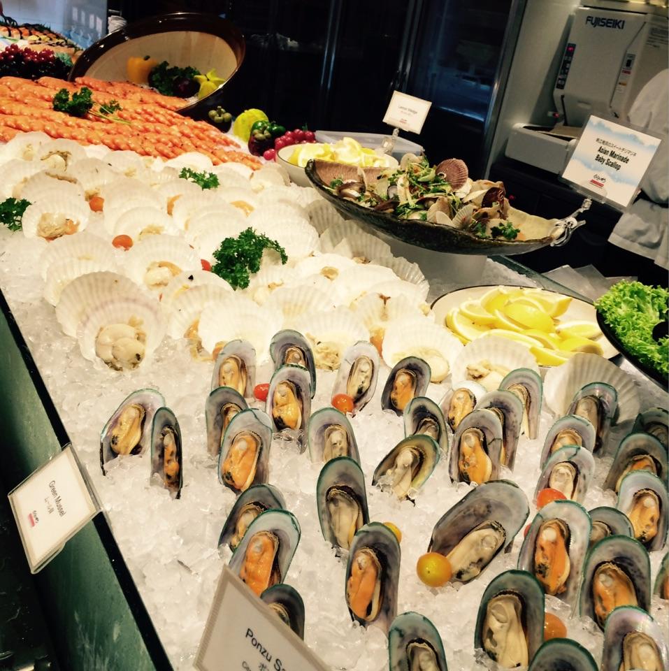awesome buffet @ Suntec City.