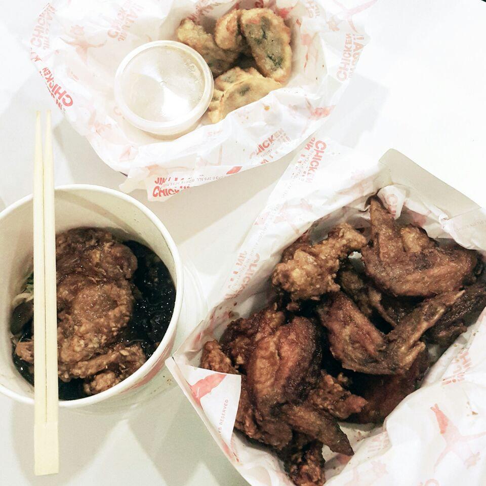 An Obsession For Korean Fried Chicken.
