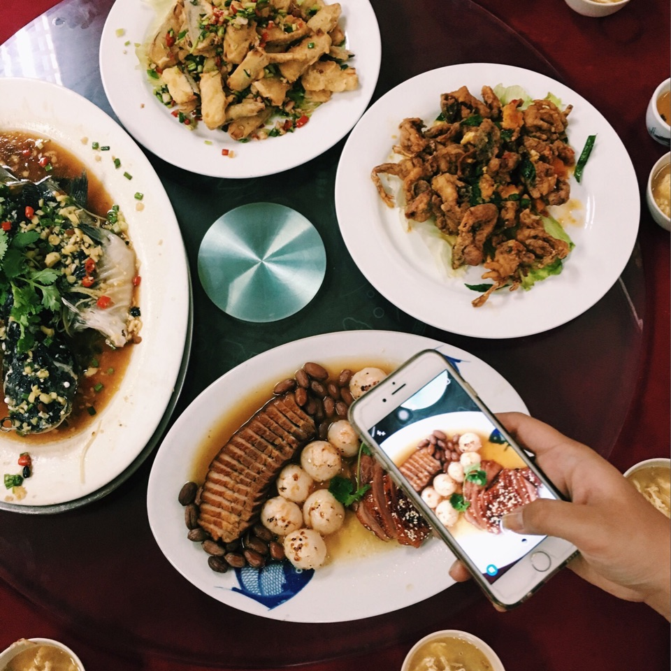 For Faultless, Comfort Chinese Food