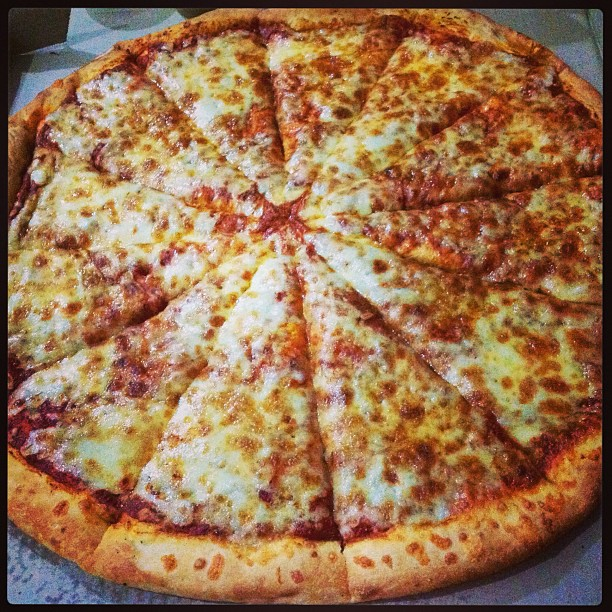 #cheese #pizza #s&r #yummy #unhealthy #latepost