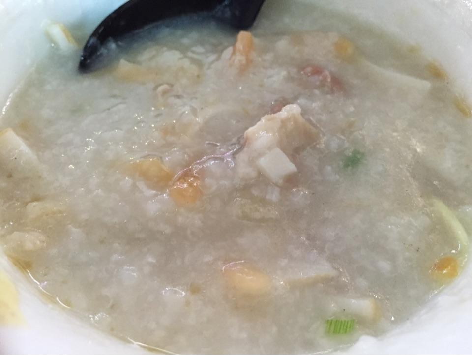 Junk Boat Porridge