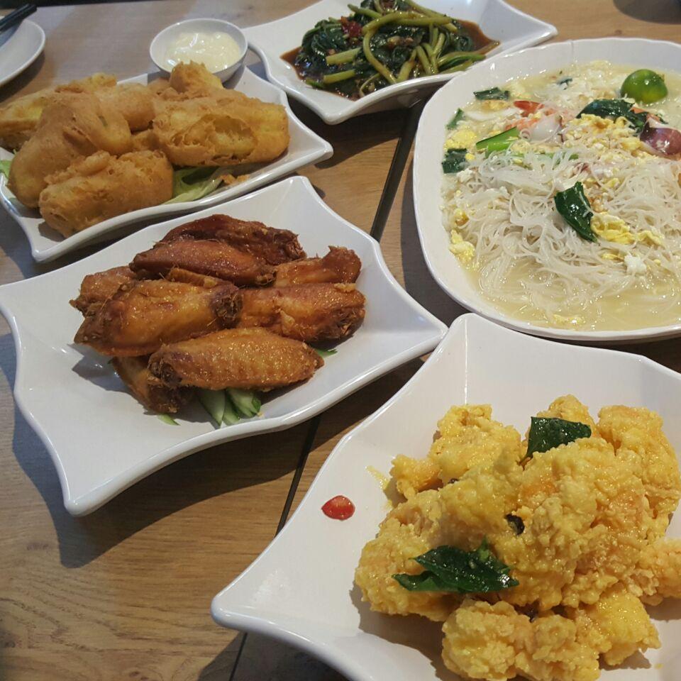 Dinner For 3