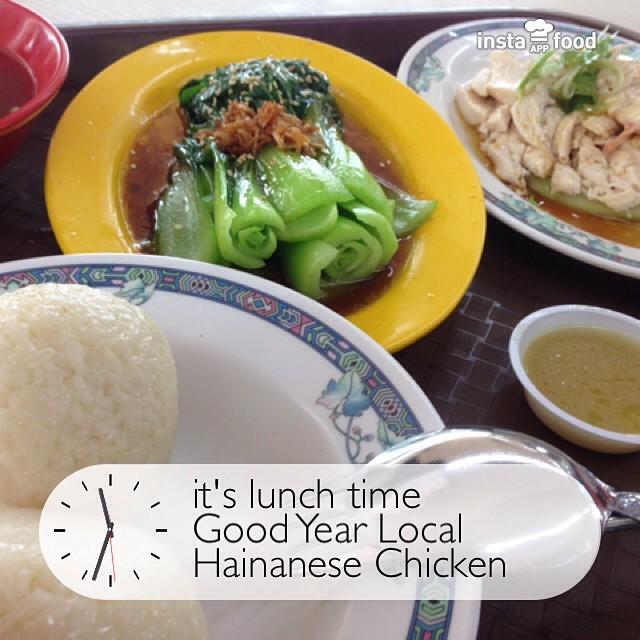 Will I miss my favourite chicken riceball set?