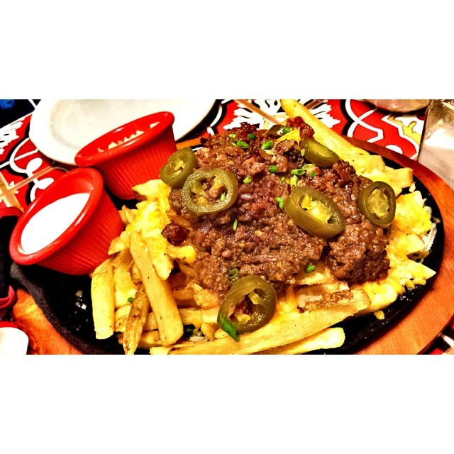 #fries #chilis #icapturefood #wannabite #foodblogger #foodcomaking #foodiefeature #foodphotography #instabest #ilovesharingfood #instagood #instadaily #instalove #instafood #instayum #picoftheday #philippines #foodstar #foodforfoodies