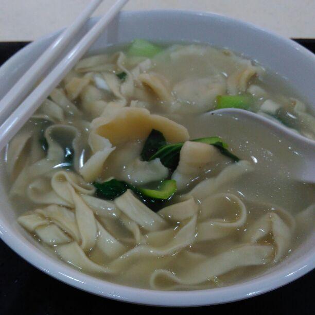 Dumplings Ban Mian