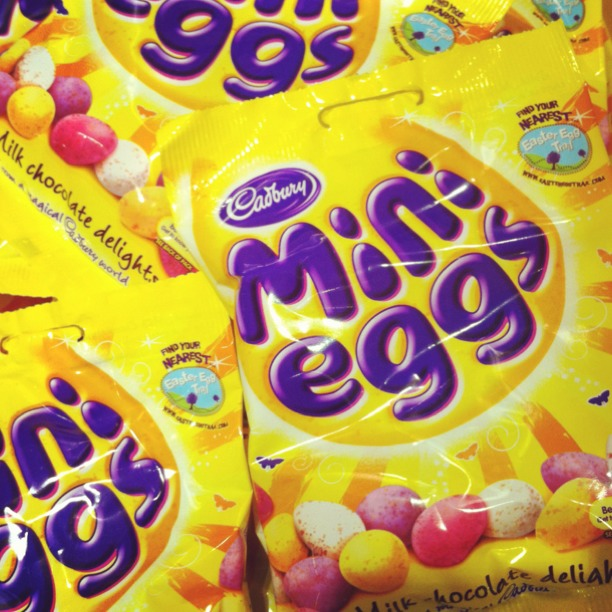Cadbury Mini Eggs Singapore Cadbury Mini Eggs