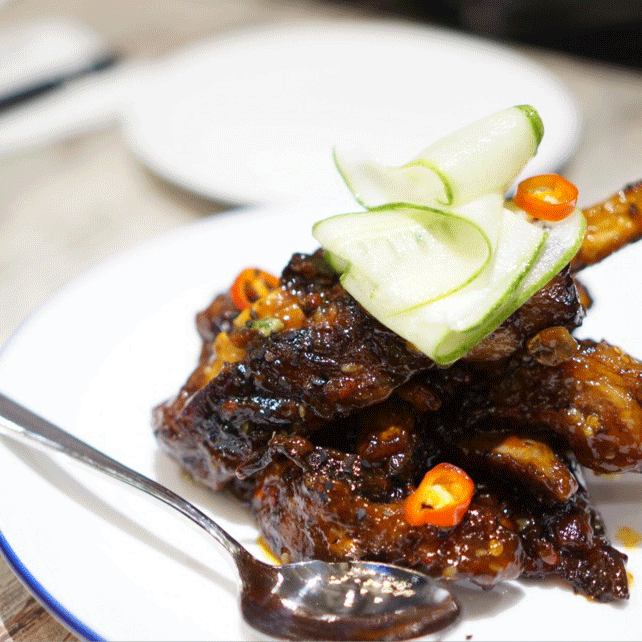 For Modern, Halal Chinese Fare