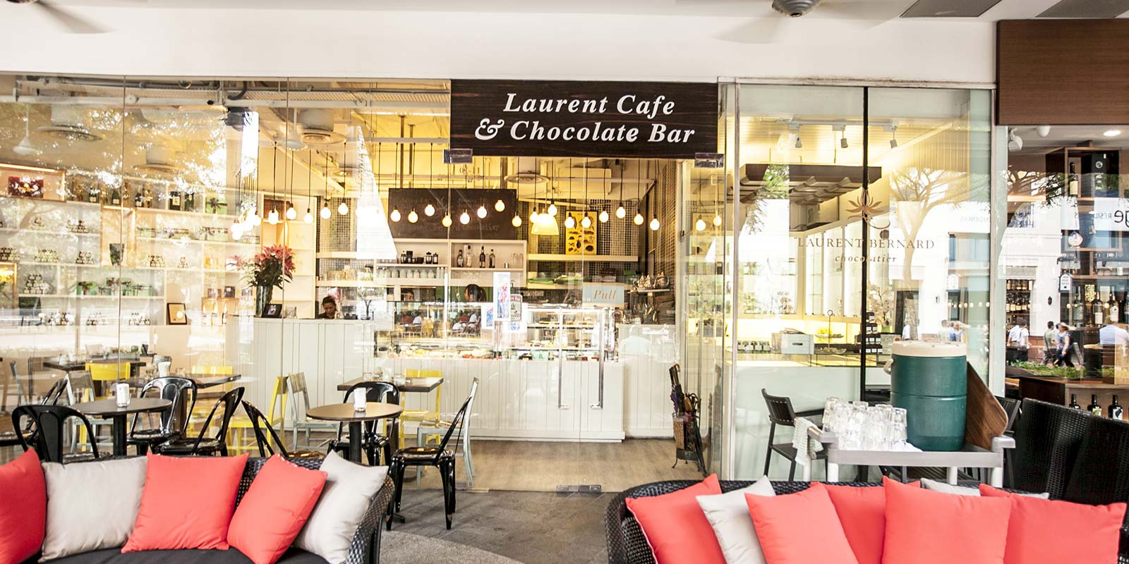 Laurent S Cafe Chocolate Bar
