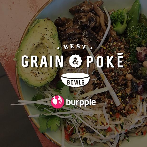 Best Grain and Poké Bowls in Singapore 2017