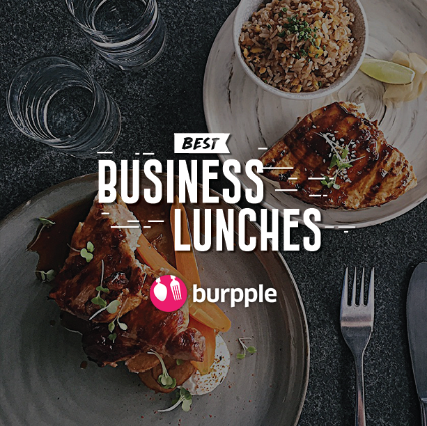 Best Business Set Lunches in Singapore