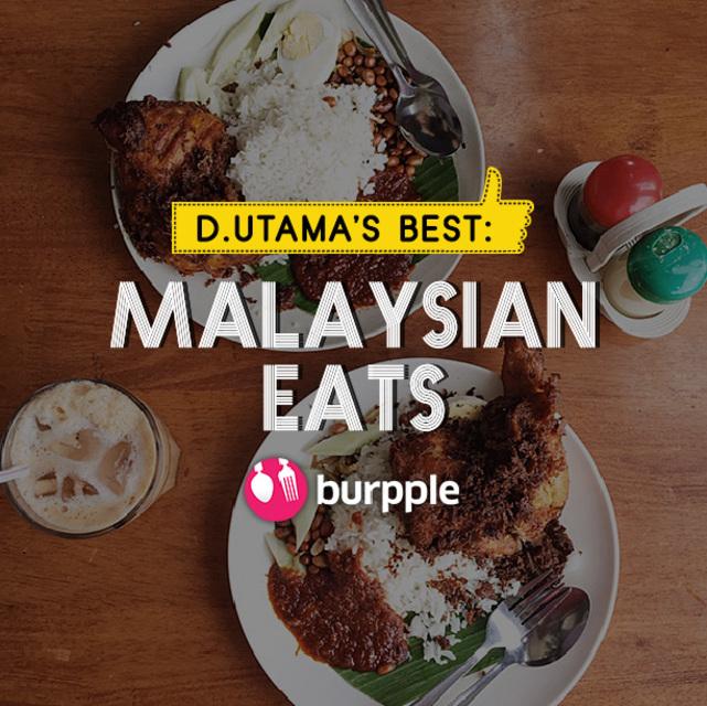 Damansara Utama's Best: Malaysian Eats