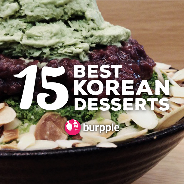 15 Best Korean Desserts in Singapore | Desserts | Burpple ...