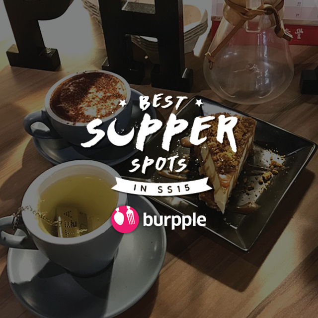 Best Supper Spots In SS15