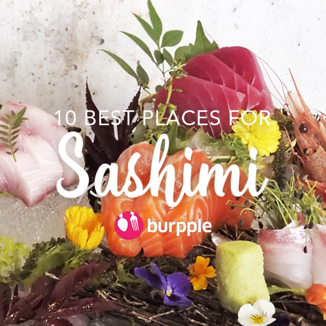 10 Best Sashimi Places in KL