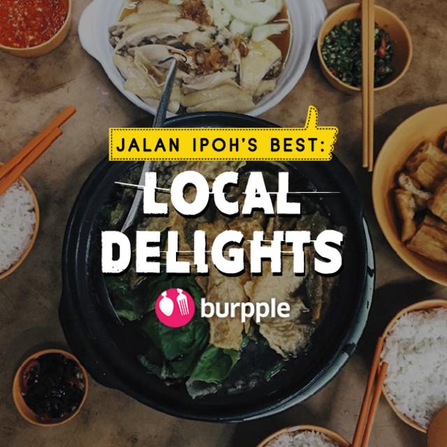 Jalan Ipoh's Best: Local Delights
