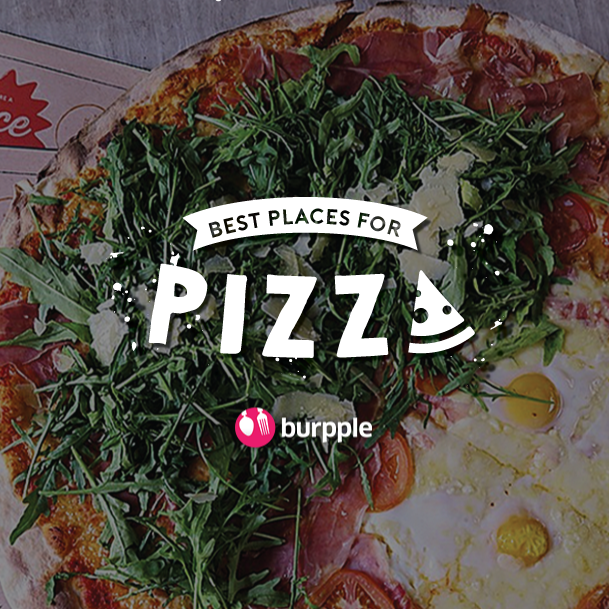 Best Places for Pizza in Singapore 2017