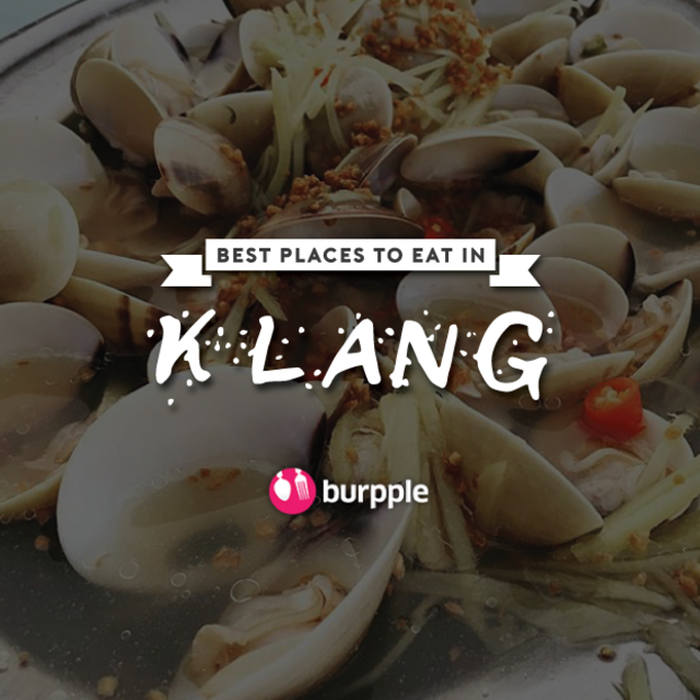 Best Places To Eat In Klang