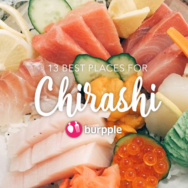 13 Best Places for Chirashi in Singapore