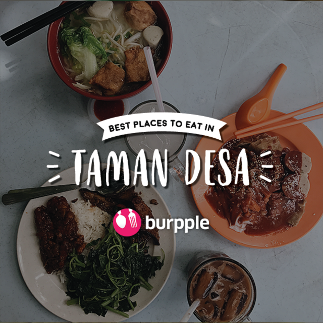 Best Places To Eat in Taman Desa