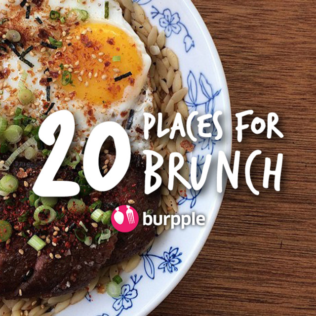 20 Best Brunch Places in Singapore