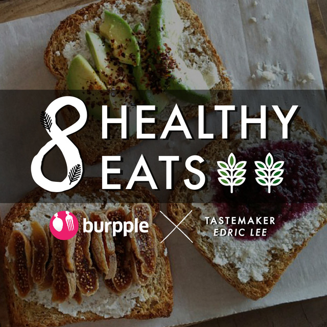 8 Best Places for Healthy Food in Kuala Lumpur