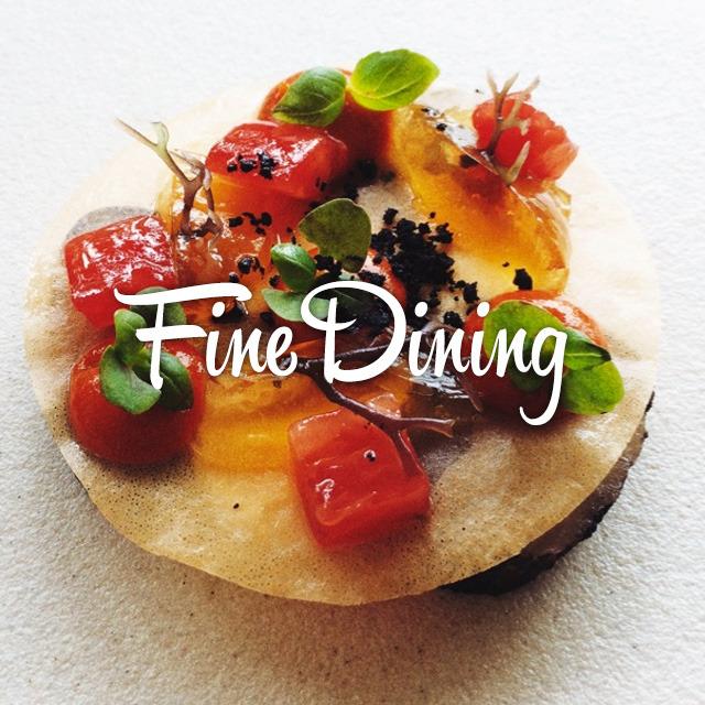 Fine Dining 💄✨