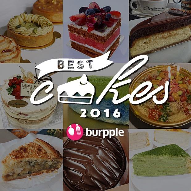 Best Cakes in Singapore 2016