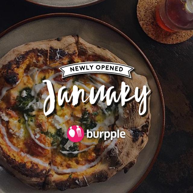 New Restaurants, Cafés And Bars in KL: January 2017