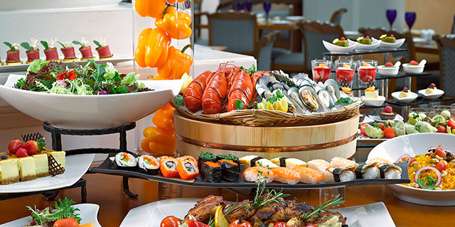 Best Buffets In Singapore 2019 Burpple