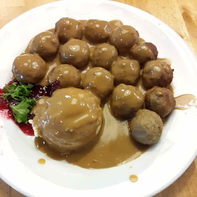 Ikea Meatball Meatball Ikea Instafood Foodie 196 778