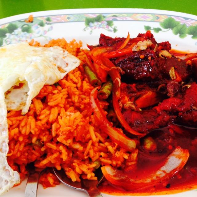 Nasi Goreng Ayam Sambal by Zek Mohd | Burpple