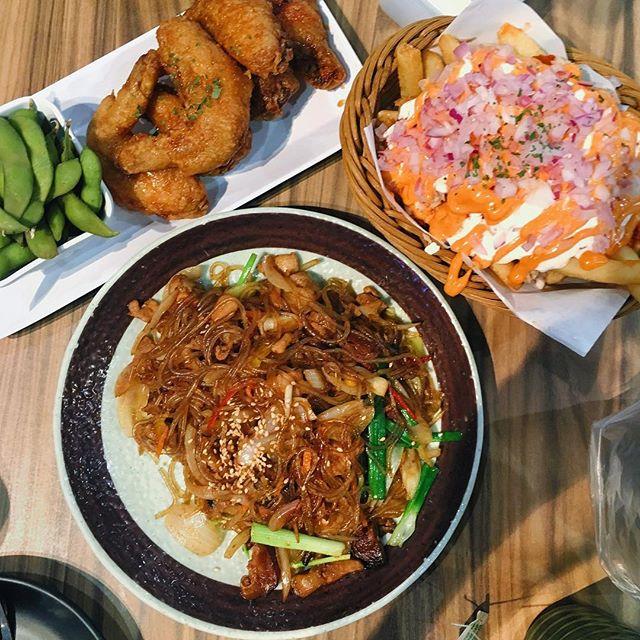 Korean fried chicken 🍗!