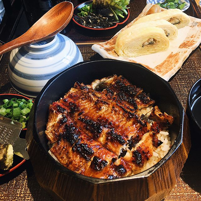 Had Man Man Unagi for lunch today and it was amazing!!!!!!!!
