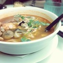 Tom yum is good for the soul and best for the cold #sgfood #lunch