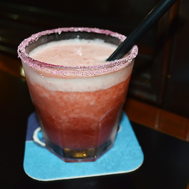 Strawberry Margarita - Welcome drink!