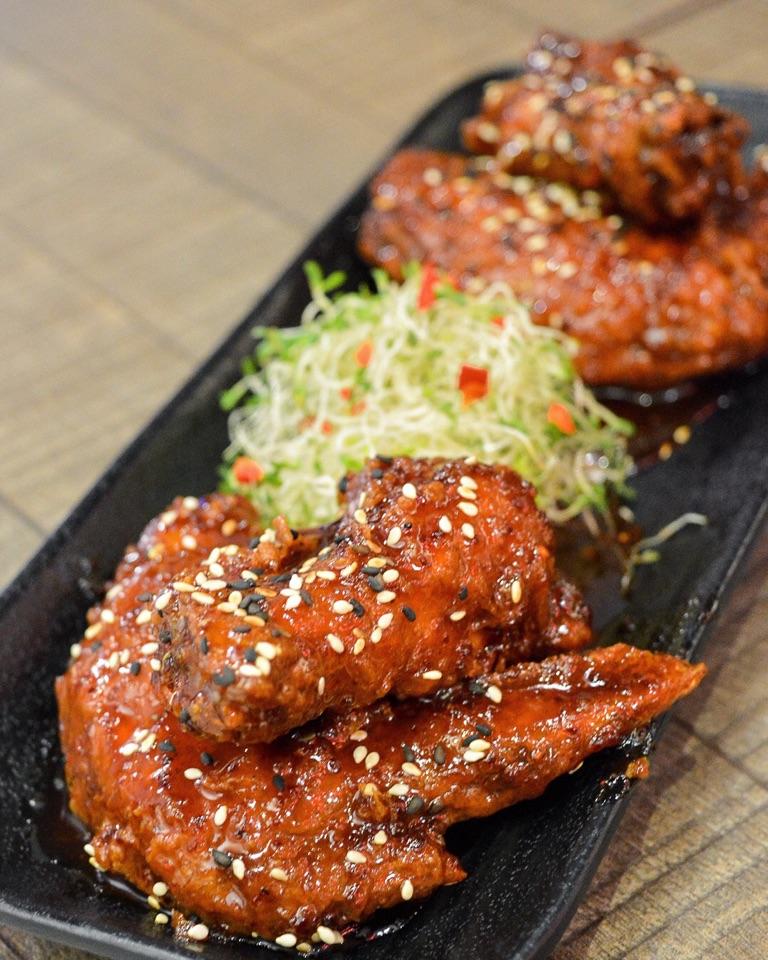 K.F.C - Korean Fried Chicken