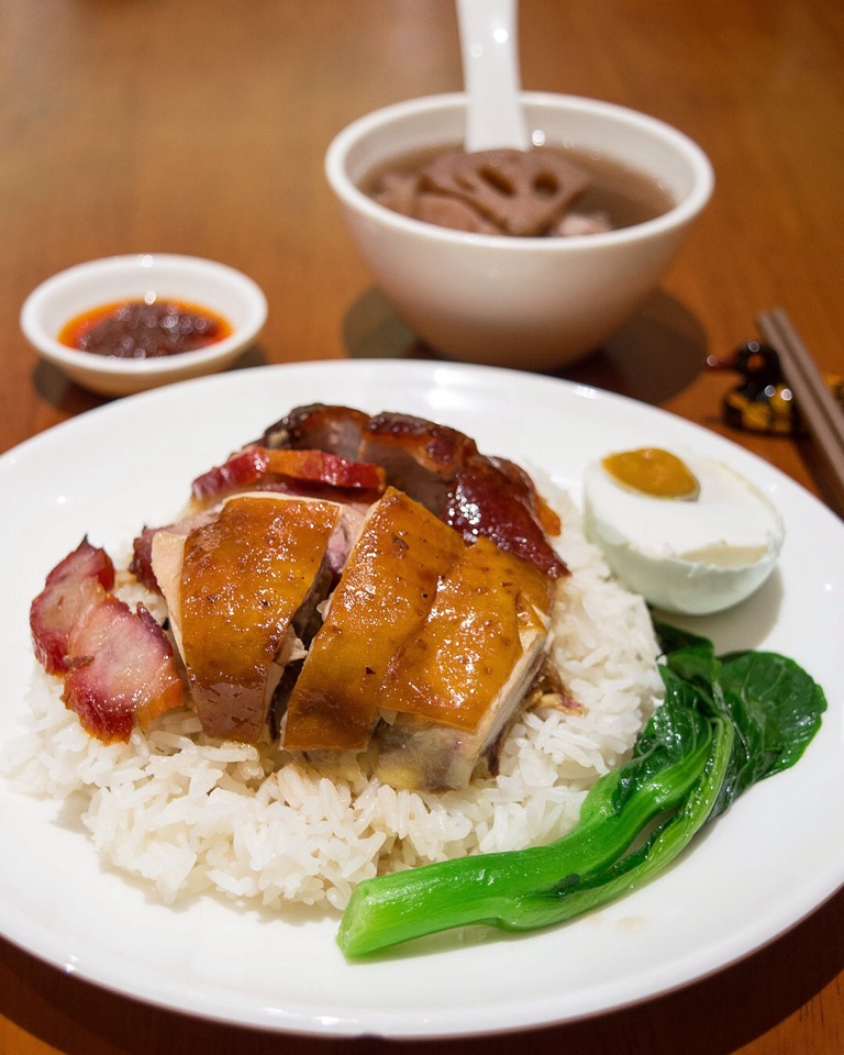 What To Eat At Orchard Road?