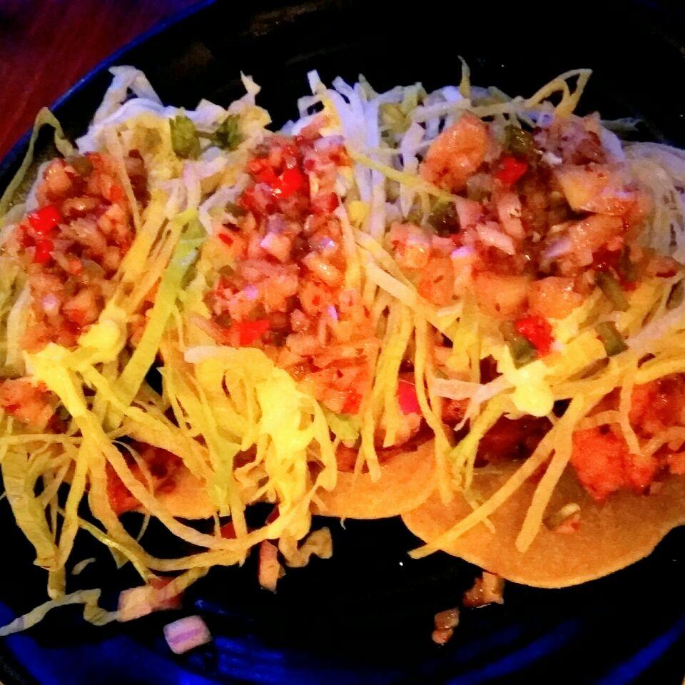 Spicy Chicken Tacos