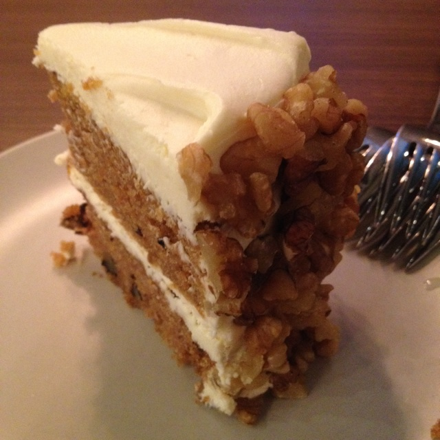 Best Carrot Cake In Singapore By Darren T Burpple