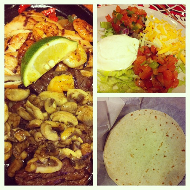 Fajita Trip #food #foodporn