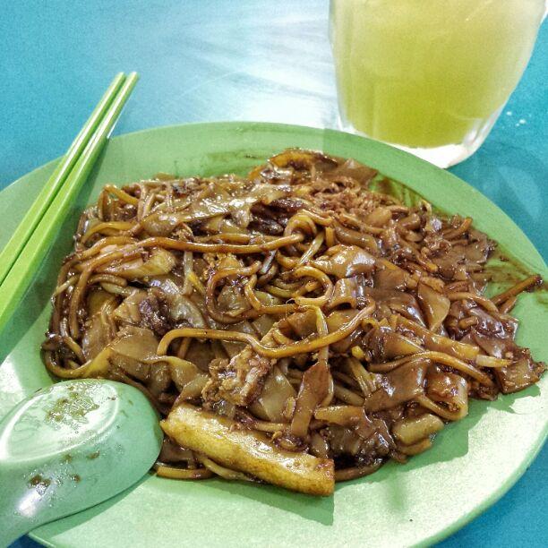 Char Kuay Tiao($3 Portion)