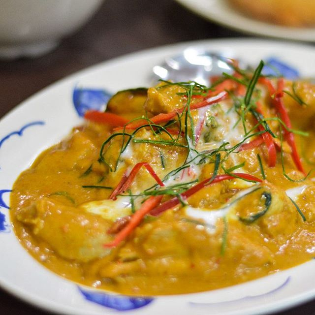 Panang Gai (Dry Curry Chicken - $10.90)