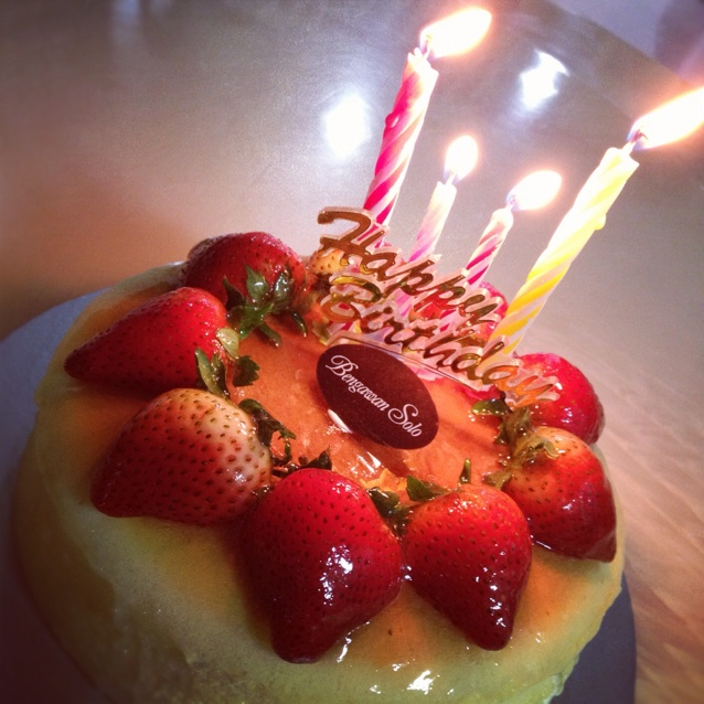 My 22nd Birthday Cake Strawberry Cheesecake D By