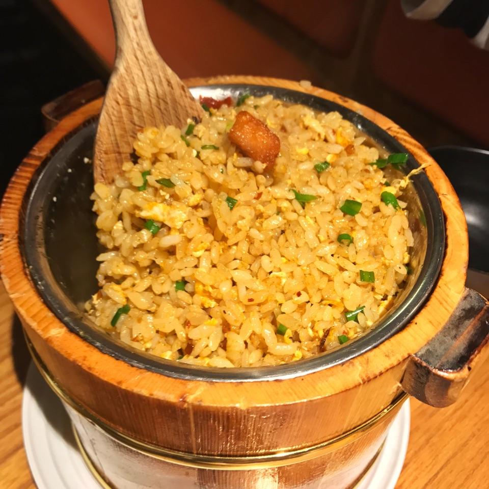 午餐肉炒飯 Luncheon Meat Fried Rice