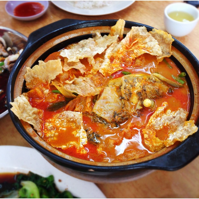 how to make fish head curry