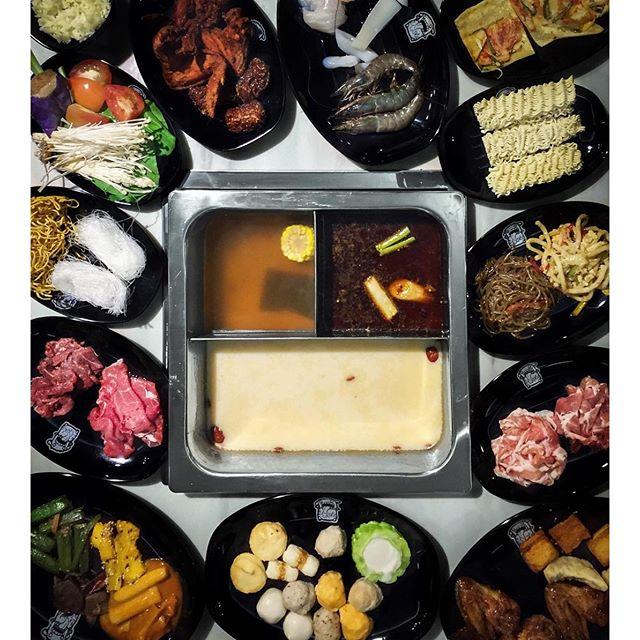 GoroGoro Steamboat & Korean Buffet Restaurant.