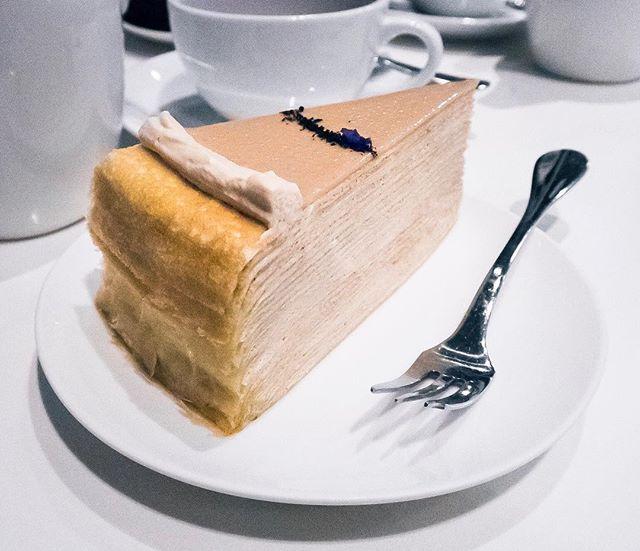 Earl Grey Chocolate Cake Singapore