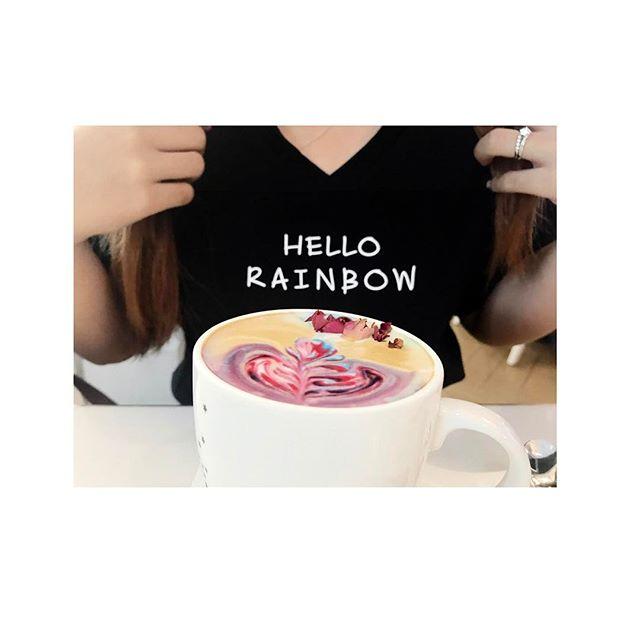 Hello Rainbow!
