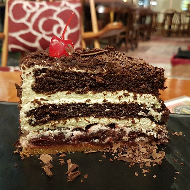Best Black Forest Cake In Stuttgart